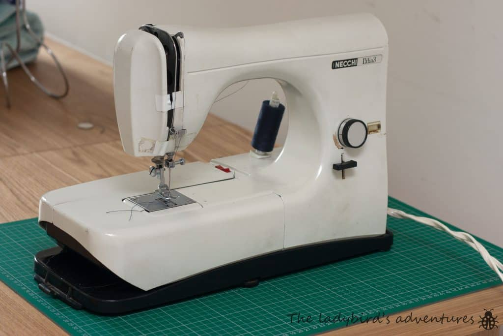Sewing: Necchi Lydia 3  sewing machine
