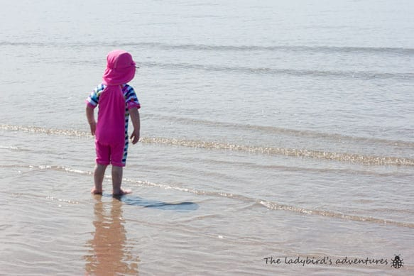 Beaches, sunshine and a bit more sewing #little loves
