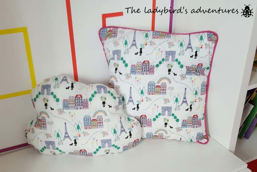 Sunshine, sewing and aliens in underpants #littleloves