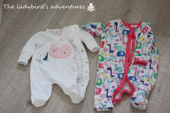 Baby grows, paternity leave and pretend play #littleloves