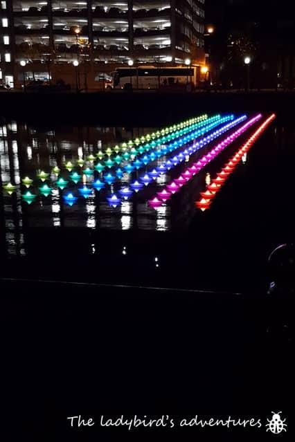 Lightwaves 2016, Salford quays