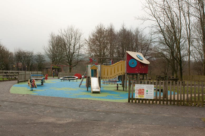 tittesworth water playground