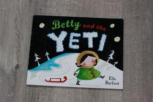 Betty and the yeti