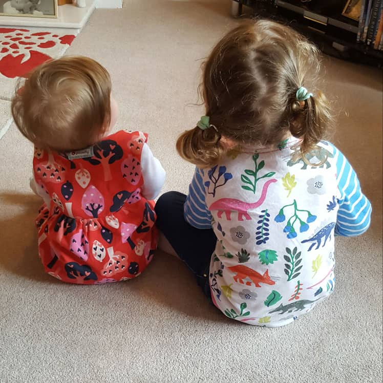 Treasure basket, bedtime stories and first aid #littleloves