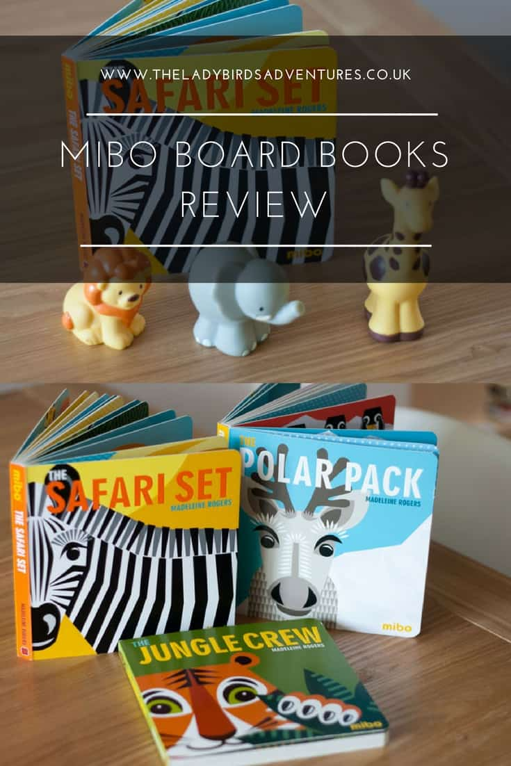 Mibo board books review
