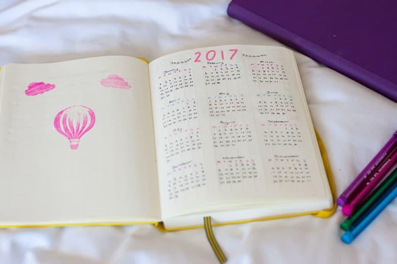 Bullet journal, mini boden and tapas #littleloves