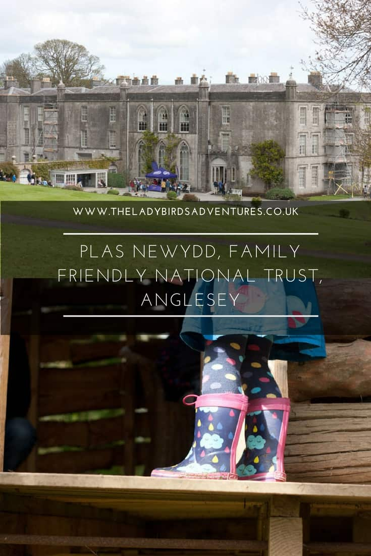 Plas Newydd Family friendly National Trust Anglesey