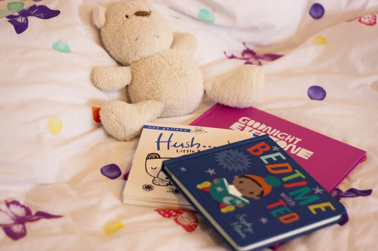 Bath, Book, Bed with BookTrust