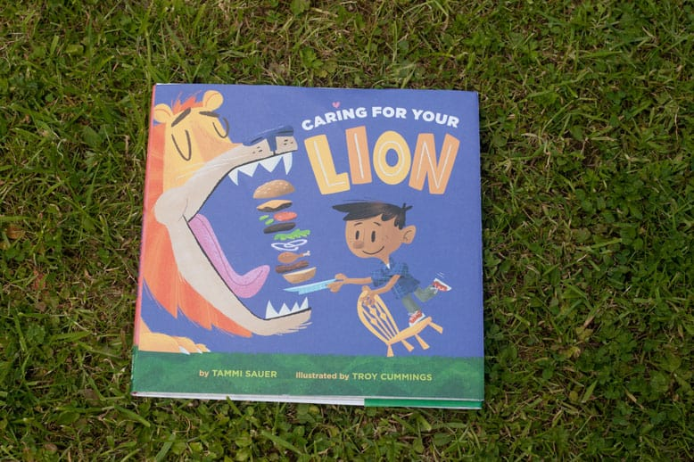 Caring for your lion book review