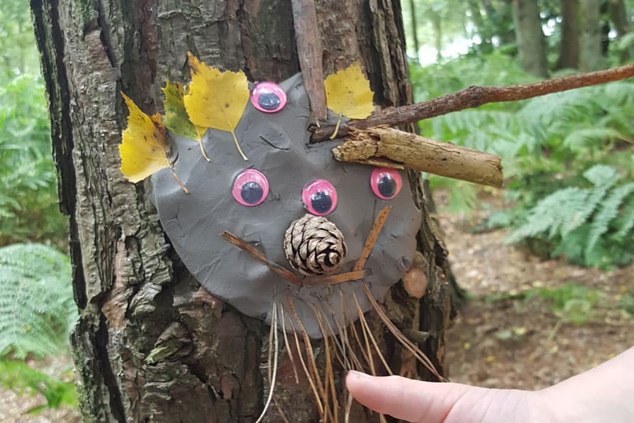Forest school, school books and toddlers #littleloves