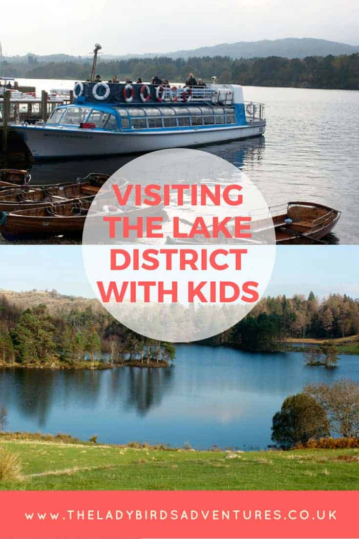 things to do in the lake district with kids