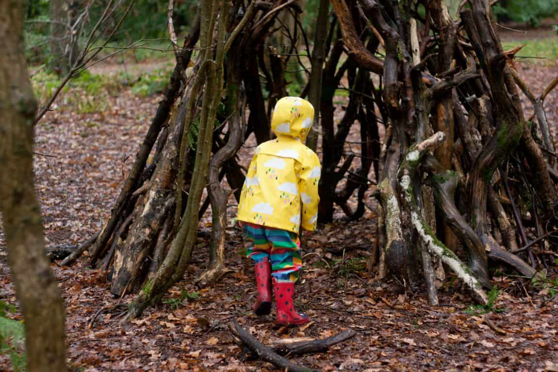 Rainbow waterproofs, Mr Bloom and marble cake#littleloves