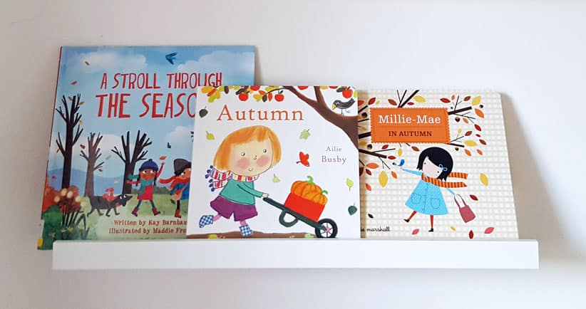 autumn children's books