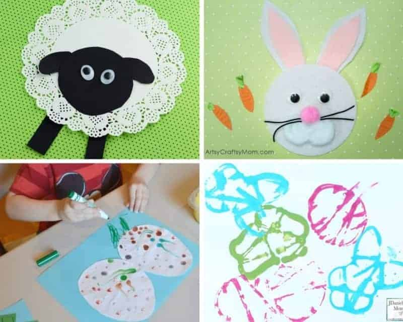 40 Easter craft and activities for toddlers