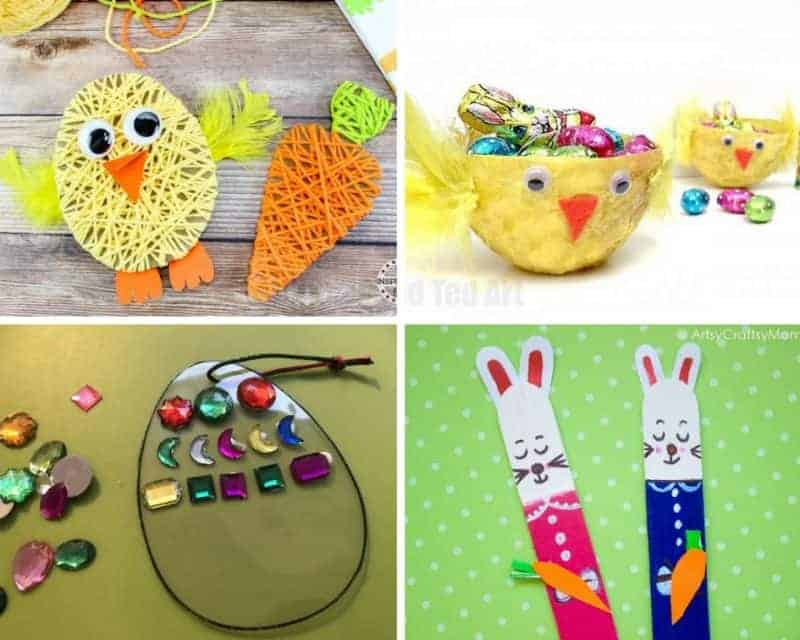 Easter crafts and activities for kids