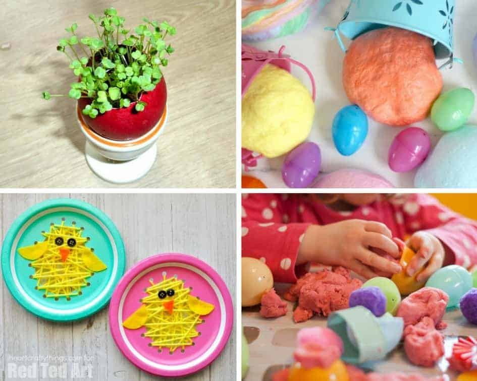 25 Easter crafts and activities for kids