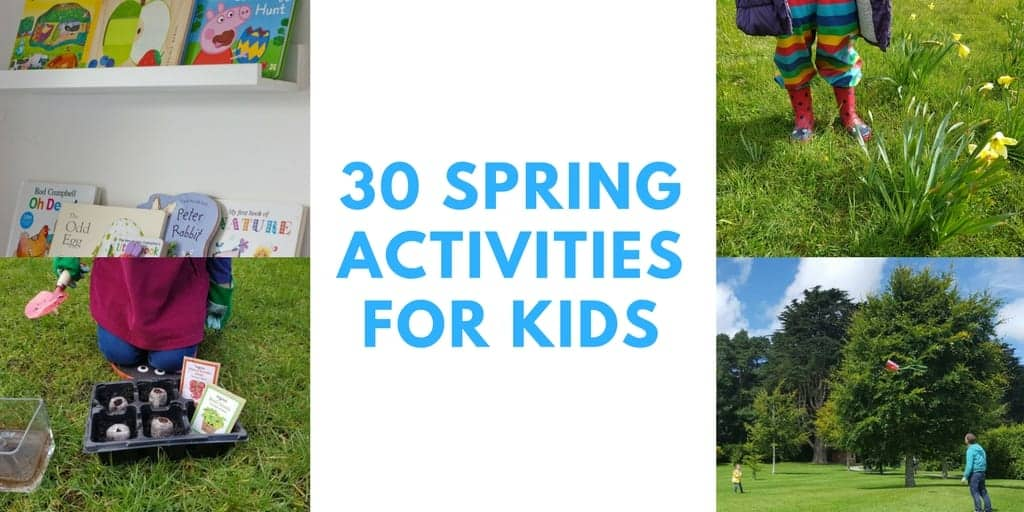 May Activities For Children