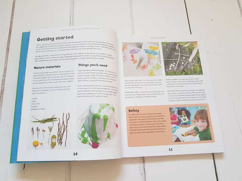 The big book of 100 outdoor activities