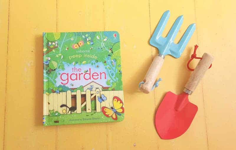 children's book about gardening