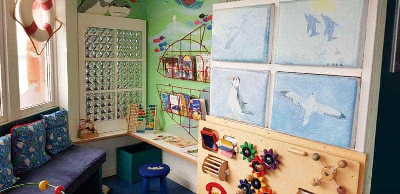Scottish seabird centre
