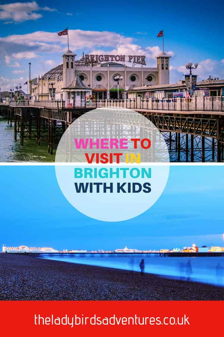 Where to visit in brighton with kids