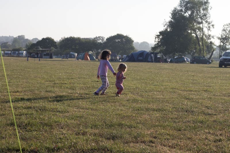 My tips for camping with toddlers