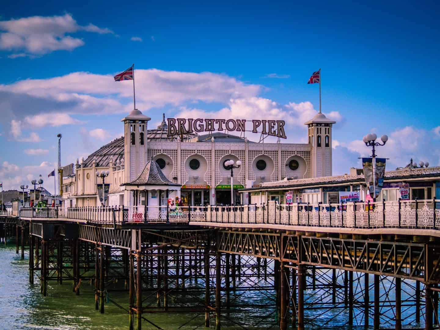What to do in Brighton with kids