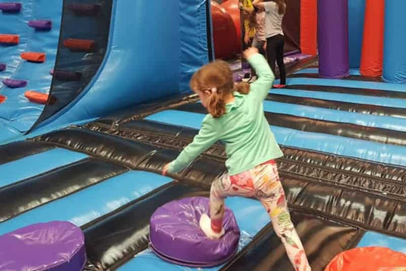 Inflata nation Manchester review