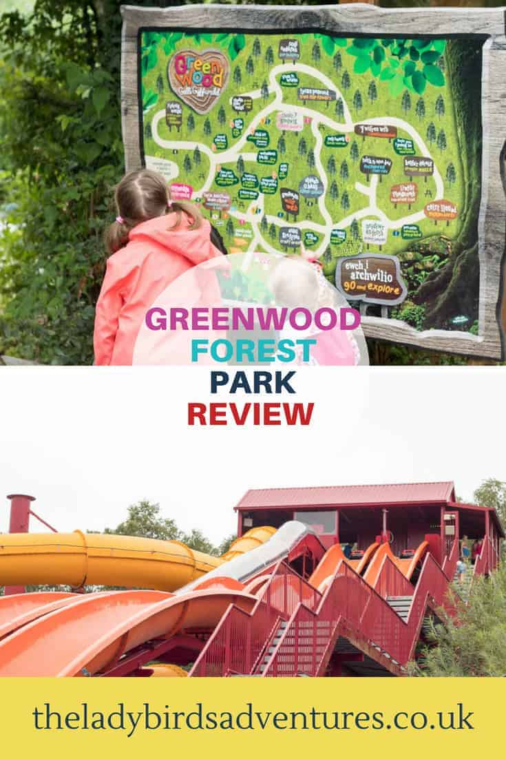 Greenwood forest park review