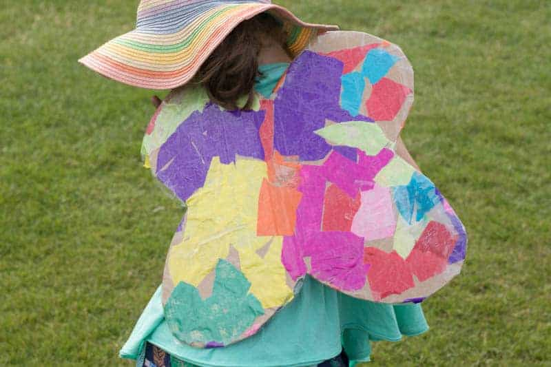 How to make fairy wings for kids