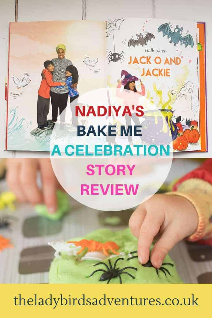 bake me a celebration story review