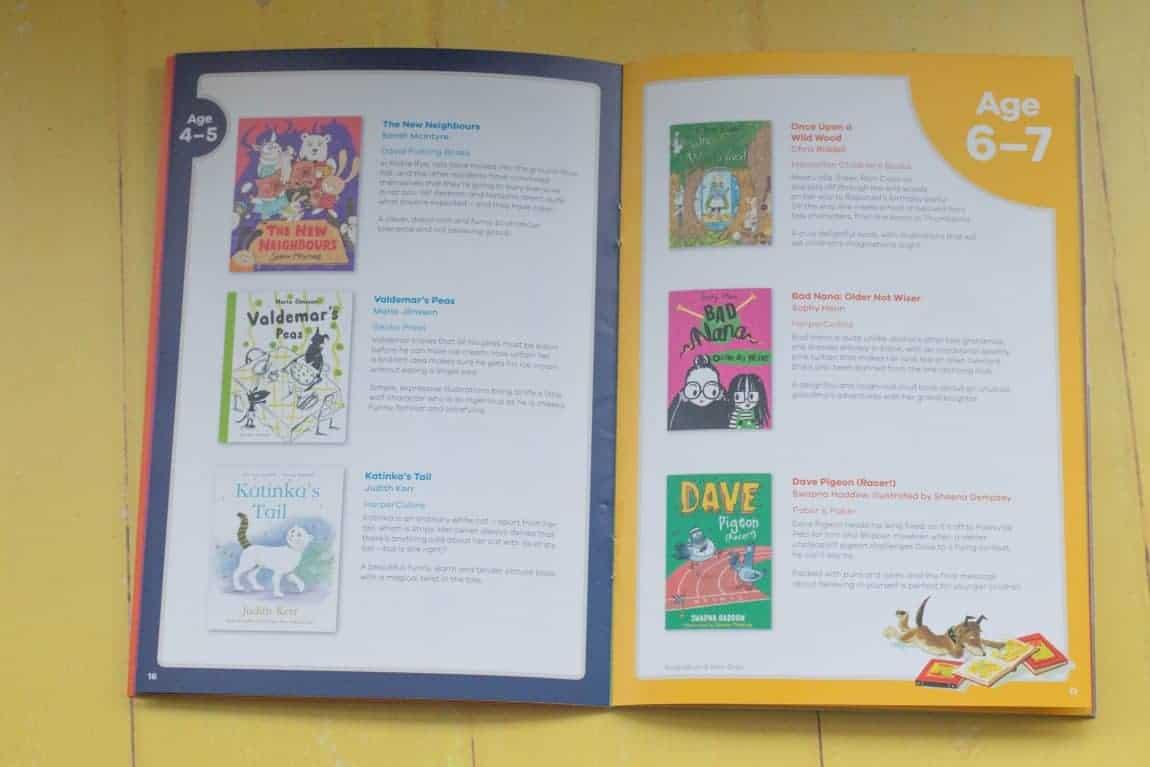 book trust great books guide