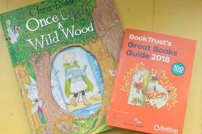 Book Trust's Great books guide 2018