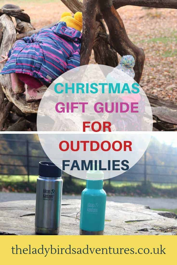 Outdoor families gift guide