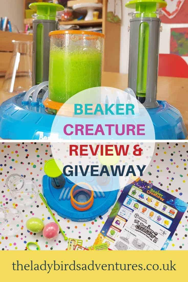 Beaker creatures review