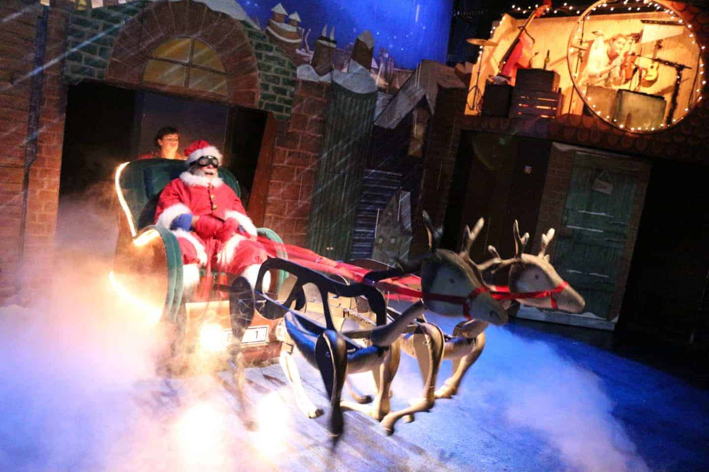 Father Christmas at Waterside Arts, Sale