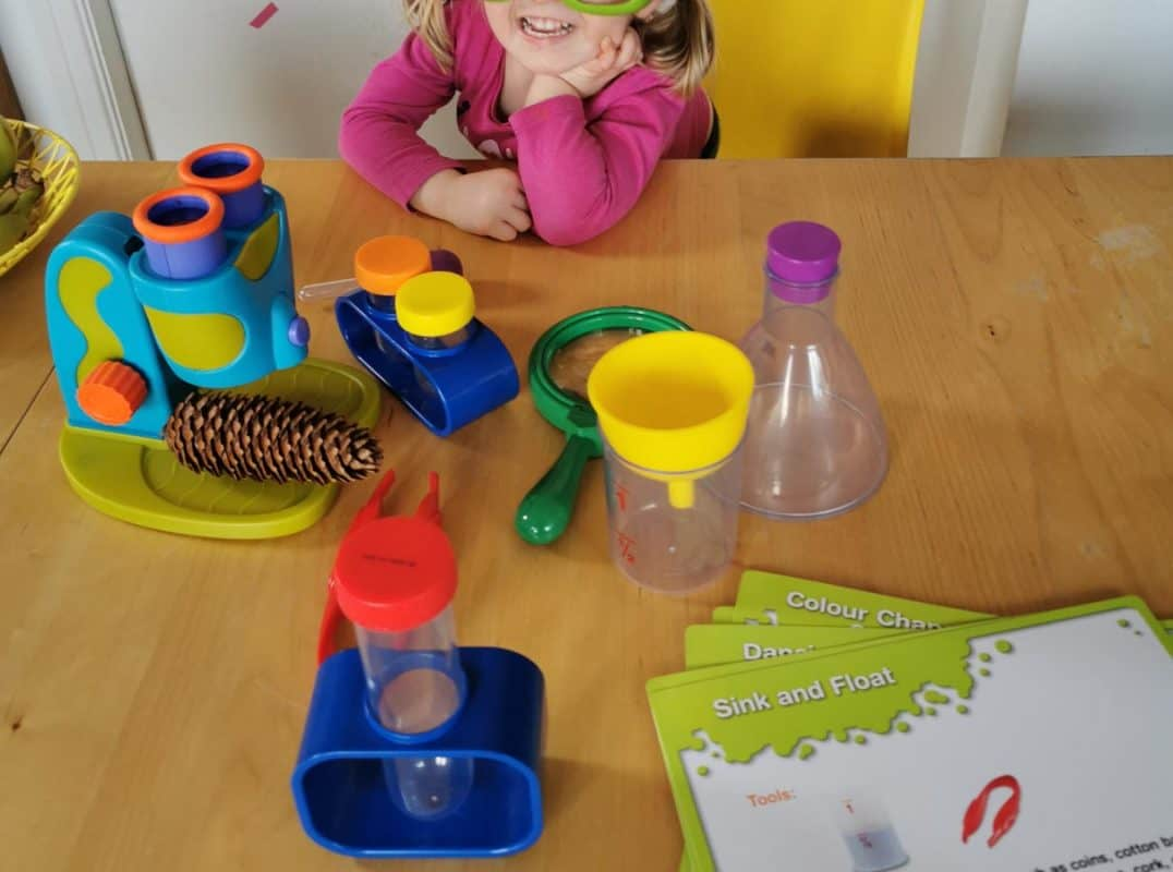 Best Stem Toys For Three Year Olds Ad British Science Week 2020 The Ladybirds Adventures